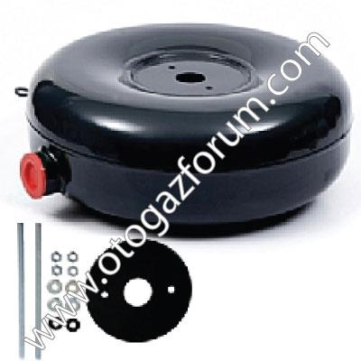 Atiker 31 Litre Dıştan Boğazlı Simit LPG Tank Değişimi Fiyatı