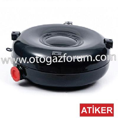 Atiker 36 Litre Dıştan Boğazlı Orta Kapalı LPG Tank Değişimi