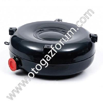 Atiker 37 Litre Dıştan Boğazlı Orta Kapalı LPG Tank Değişimi Fiyatı