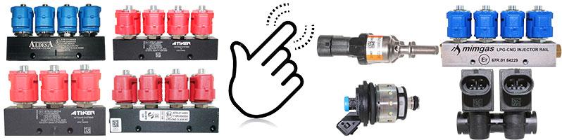 LPG Enjektör Fiyatları