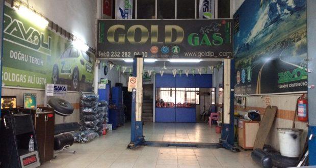 Gold Otogaz