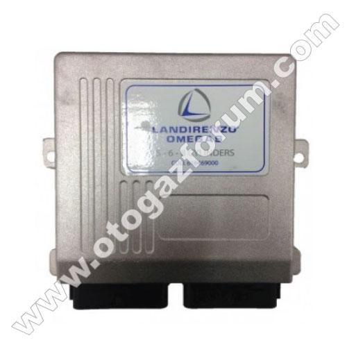 Landirenzo Omegas 6 8 Silindir Çıkma LPG Ecu