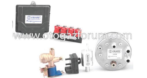 Vikars Sıralı Sistem LPG Montaj Fiyatları