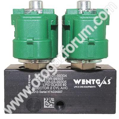 Wentgas İkili Enjektör