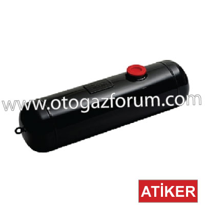 Atiker 20 Litre LPG Tank Değişimi