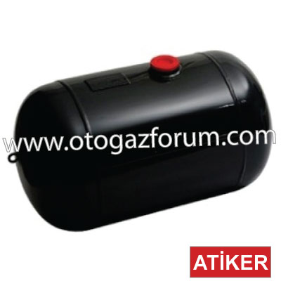 Atiker 32 Litre LPG Tank Değişimi