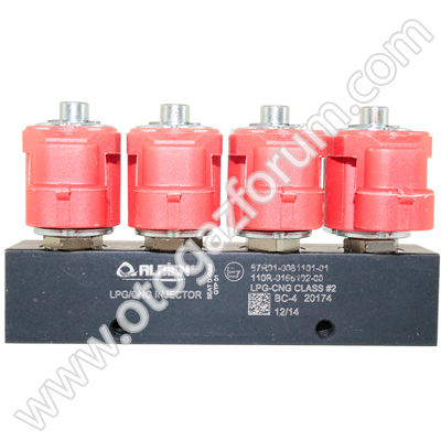 Okcan Tip LPG Enjektörü