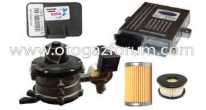 Tartarini Sıralı Sistem LPG Montaj Fiyatları
